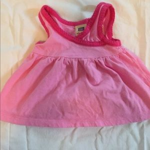 Other - Newborn dress pink